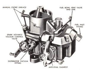 Autolite 1100 1V Carburetor